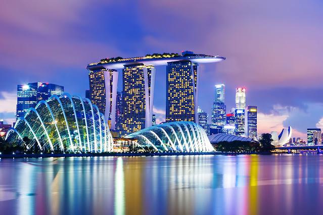 five stars hotel in singapore