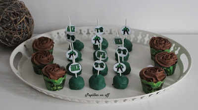 Cake Pops Sucre Thermomix