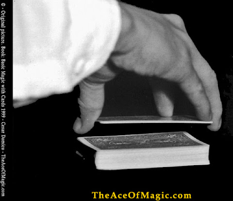 Learn Card Magic Tricks Online - Cesar Domico - Book: Basic Magic with Cards
