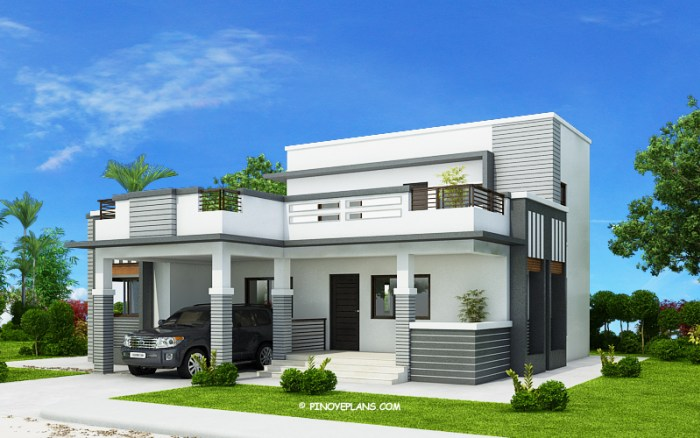 11 - 48+ Low Cost Small House Design With Rooftop Philippines Images