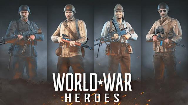 World War Heroes V1.20.1 MOD APK – MERMİ HİLELİ
