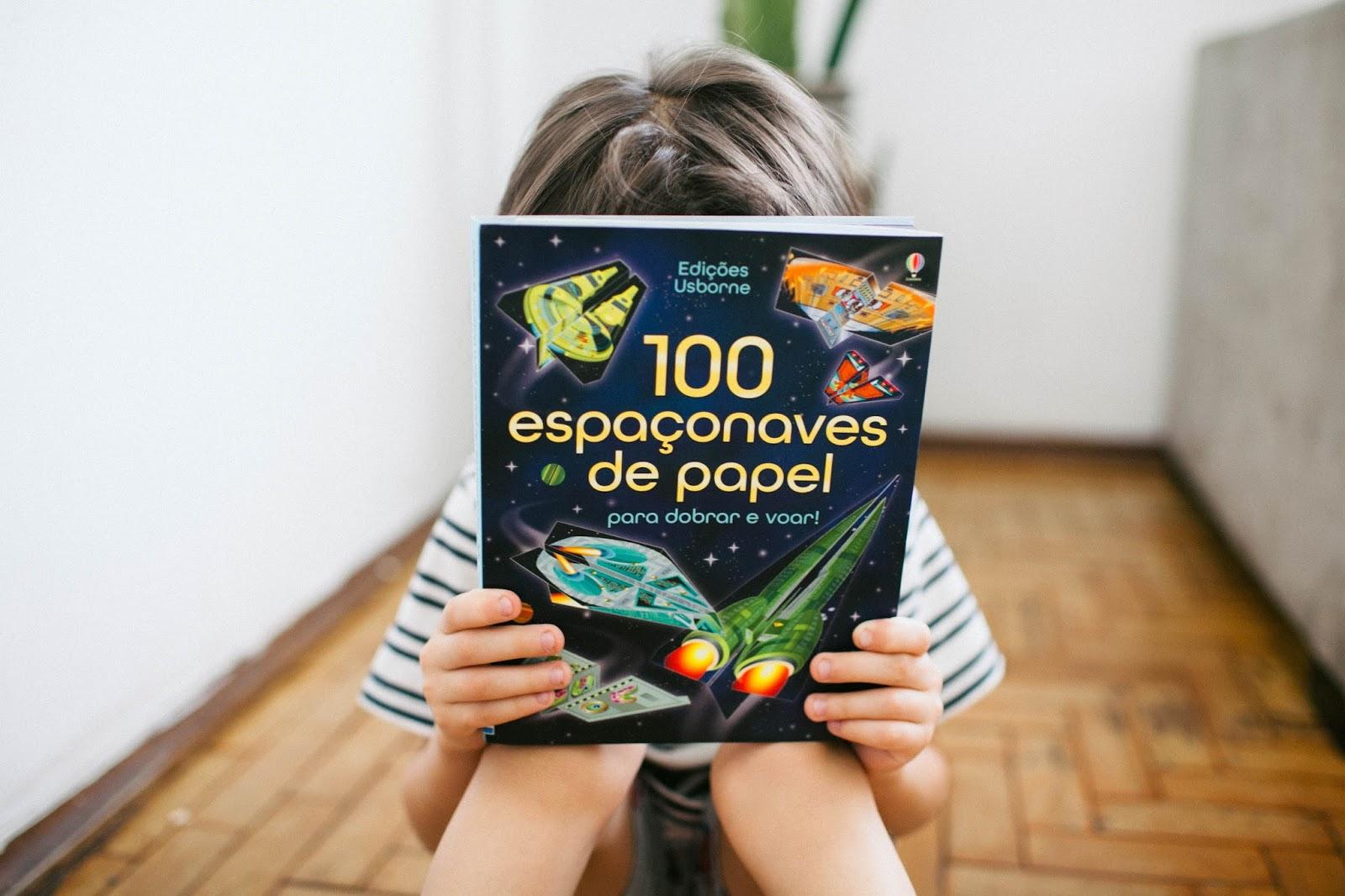 100 Espaconaves De Papel Amorplural
