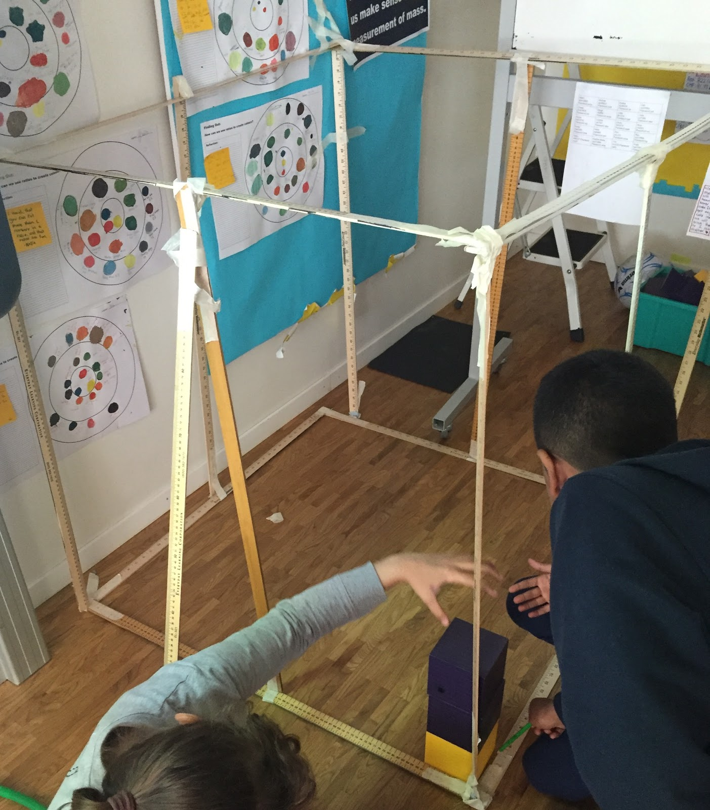 Enquiry Based Maths Visualising Cubic Metres