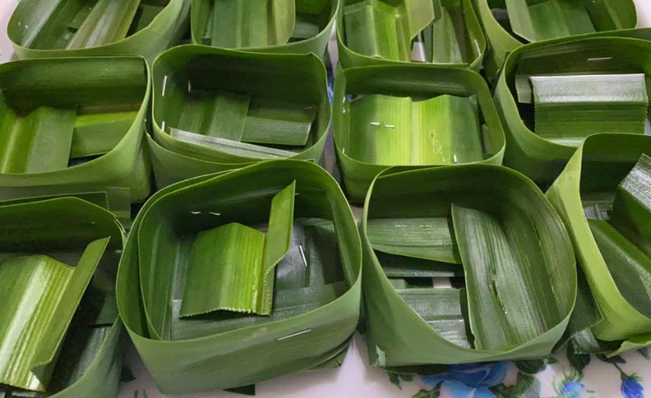 Resepi Kuih Tepung Pelita Mudah Ikut Sukatan Cawan