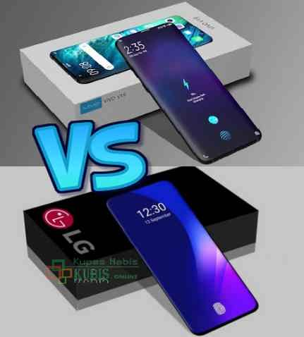 Compare: Vivo V19 Neo vs LG Velvet: RAM 8GB, Kamera Quad 48MP