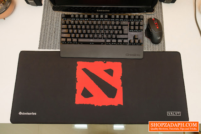 Steelseries Extended Mousepad Review