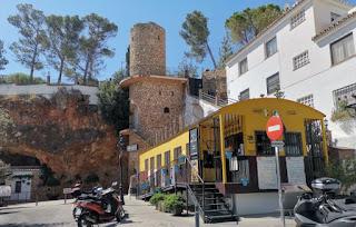 Mijas, provincia de Málaga. Carromato de Max.