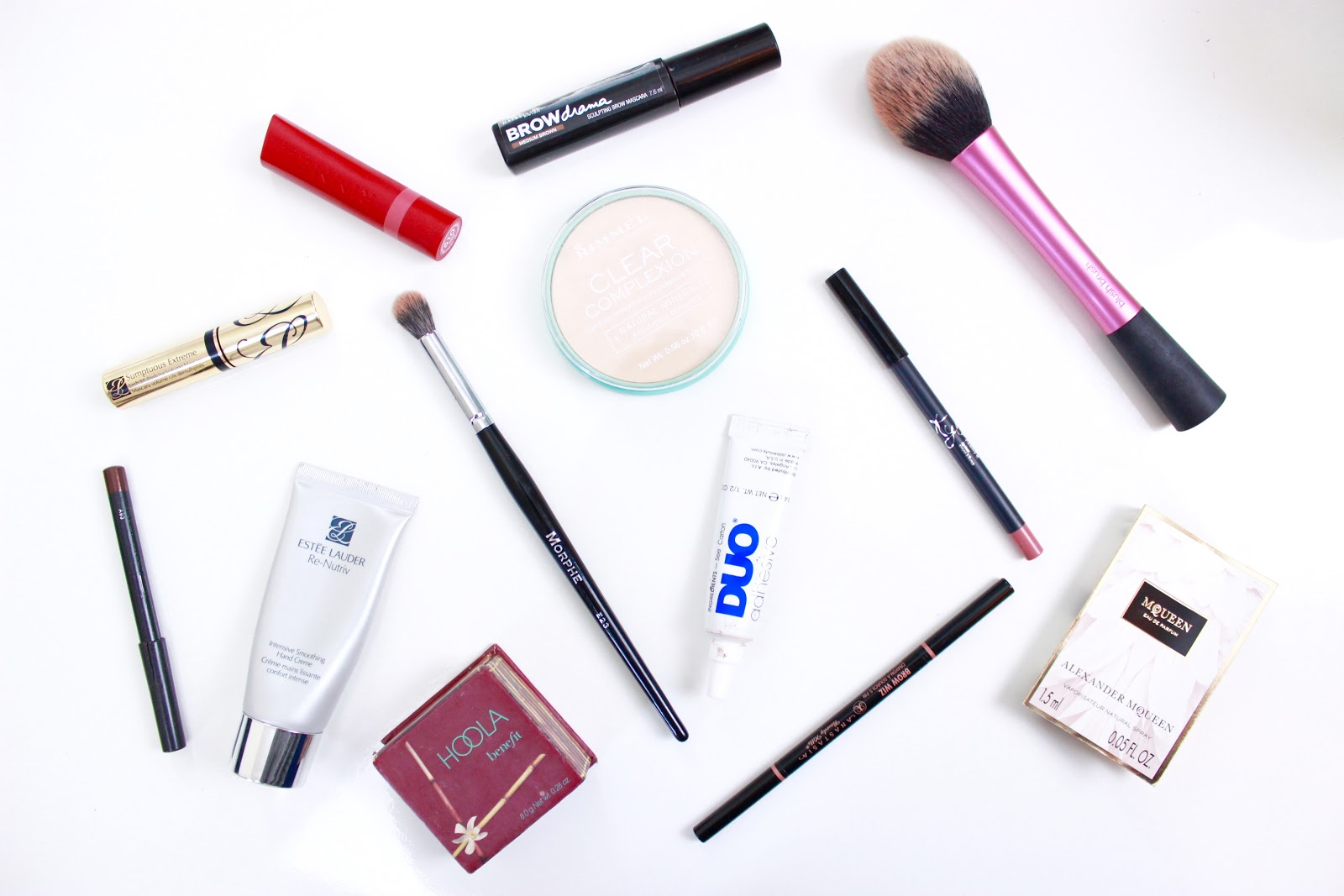Whats inside my makeup bag