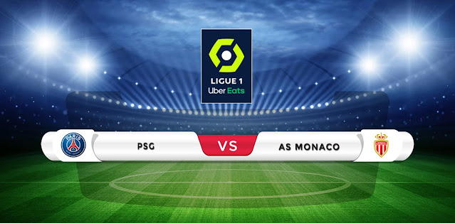 PSG vs Monaco Prediction & Match Preview