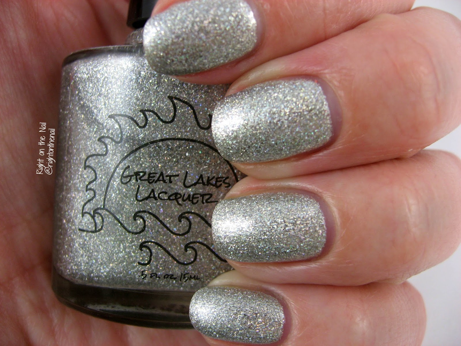 Right on the Nail: I\'m BACK! and Great Lakes Lacquer Winter 2016 My ...