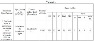 IDBI AM Grade A Recruitment 2021