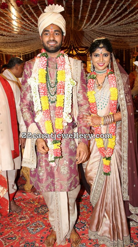 Producer Lakshman's Son Ujwal Wedding