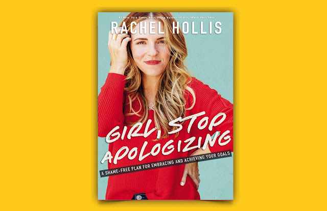 Download Girl, Stop Apologizing by Rachel Hollis PDF