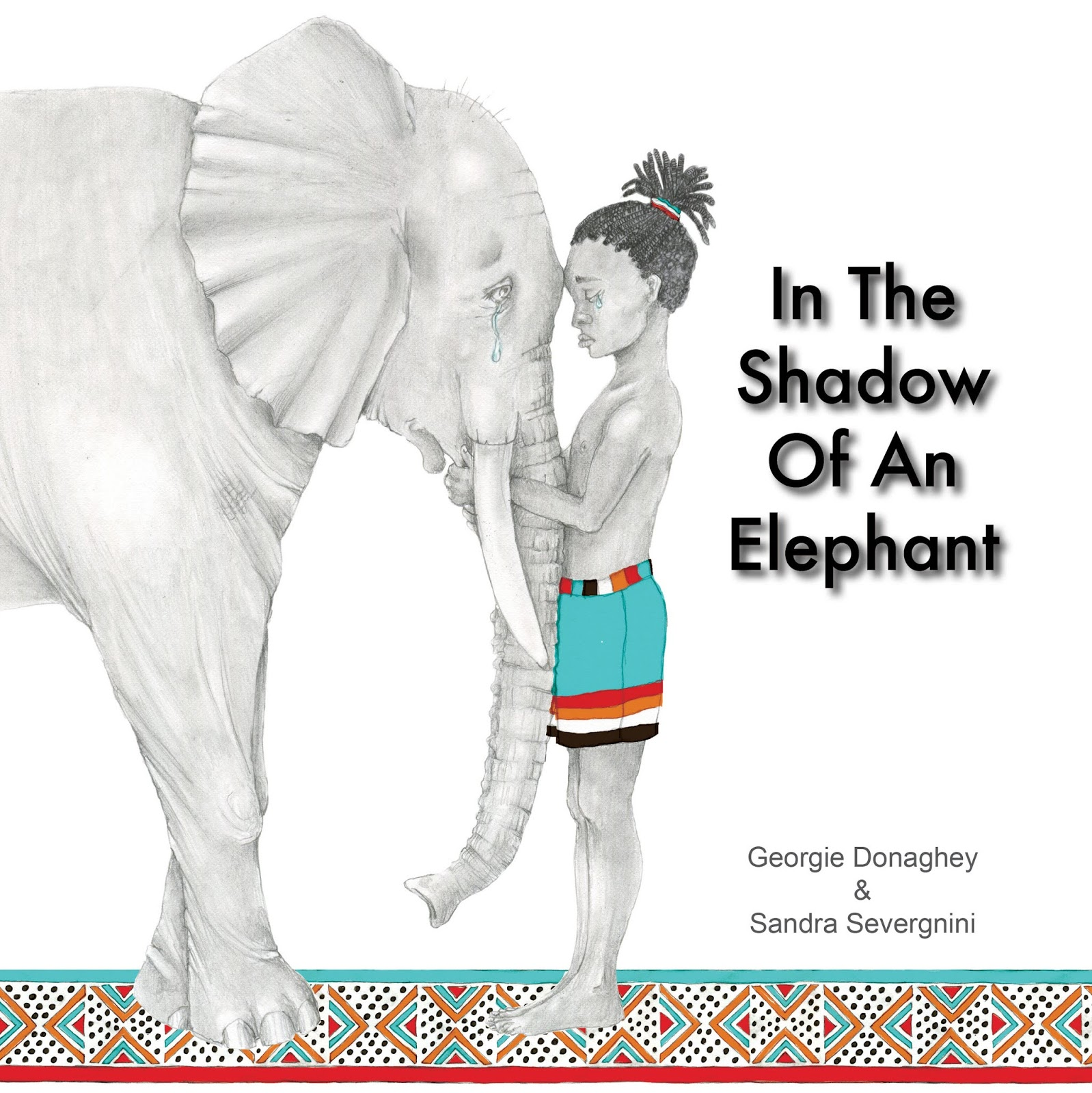 Kids Book Review Review In The Shadow Of An Elephant