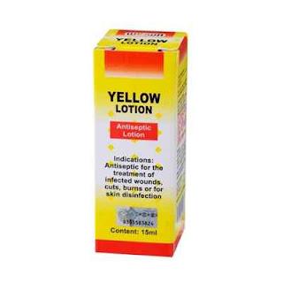 Ubat Kuning
