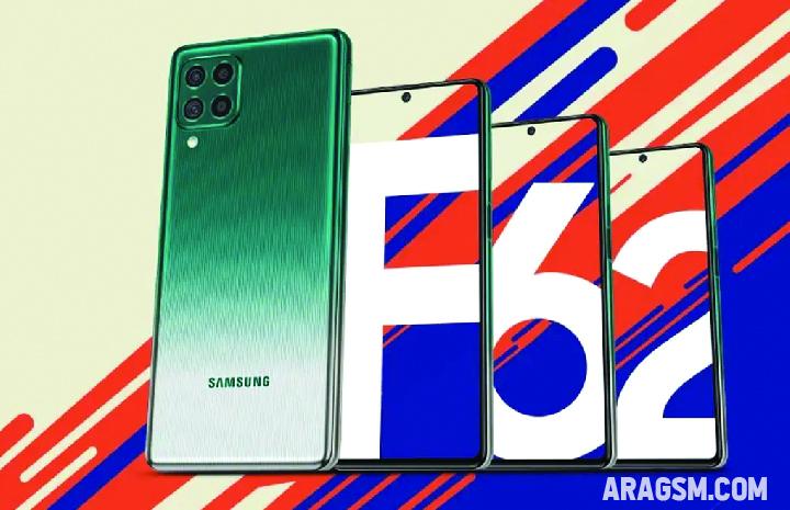 تأكيدًا لإطلاق Samsung Galaxy F62 ببطارية عملاقة ومعالج رائد