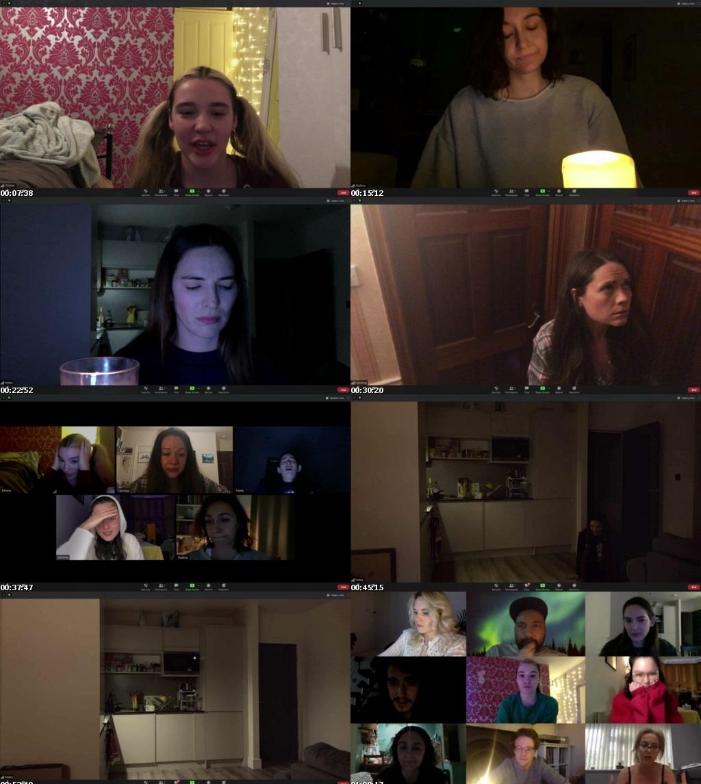 Host (2020) Hindi Dual Audio 150MB BluRay 480p Free Watch Online Full Movie Download Worldfree4u 9xmovies