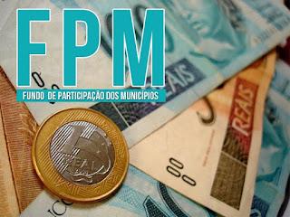 Baraúna e Nova Palmeira, únicas cidades da região que não tiveram 2ª parcela do FPM bloqueados