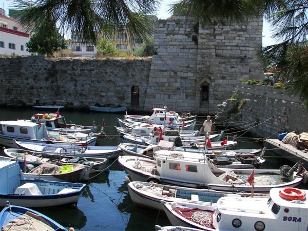 gelibolu kalesi tarihi liman