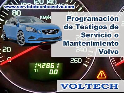 Progenamacion Testigos Volvo