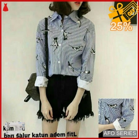 AFO217 Model Fashion Kem Bird Modis Murah BMGShop