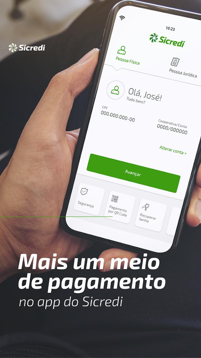 Sicredi lança opção de pagamento por QR Code