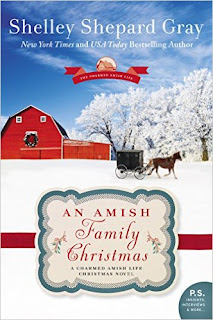 An Amish Family Christmas cover