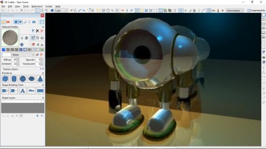 3D Crafter 10.2 | Grafica 3D