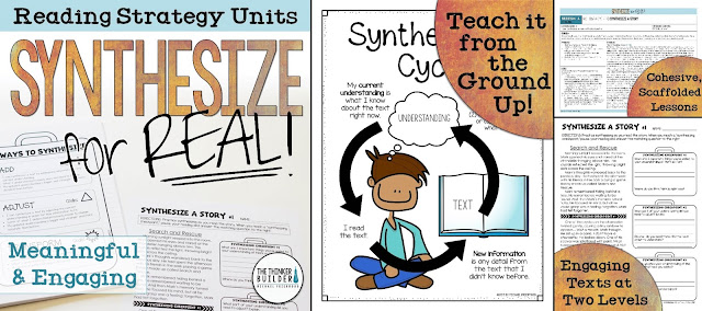 https://www.teacherspayteachers.com/Product/Synthesize-for-Real-Reading-Strategy-Unit-3111187