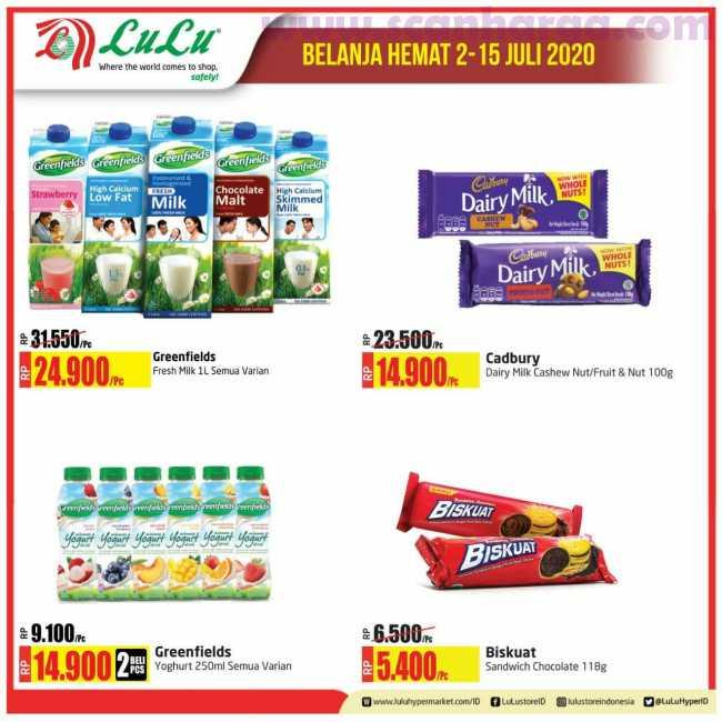 Lulu Hypermarket Katalog Belanja Hemat Terbaru Periode 2 - 15 Juli 2020 8
