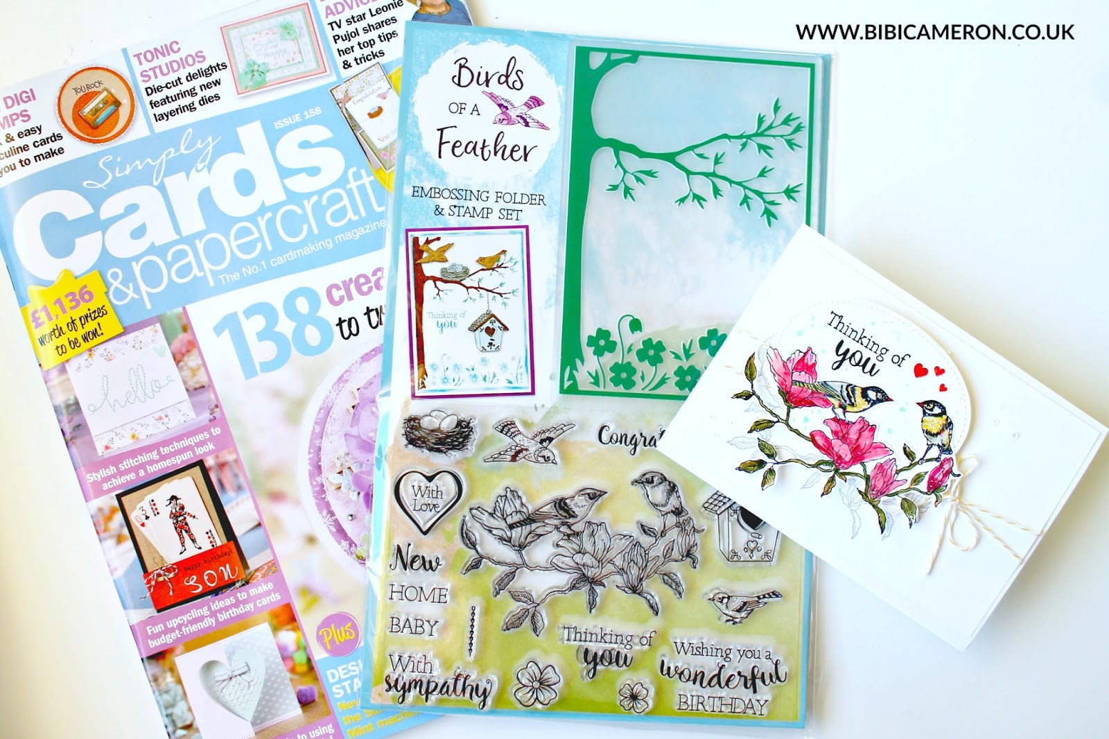 This Month Free Gift On Simply Cards Papercraft Magazine Bibi