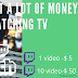 How to make money online by watching videos without sitting at home without any skill