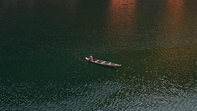 Dawki Lake