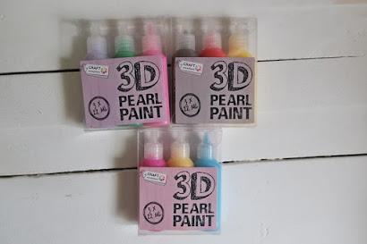 Farba perłowa 3D Action