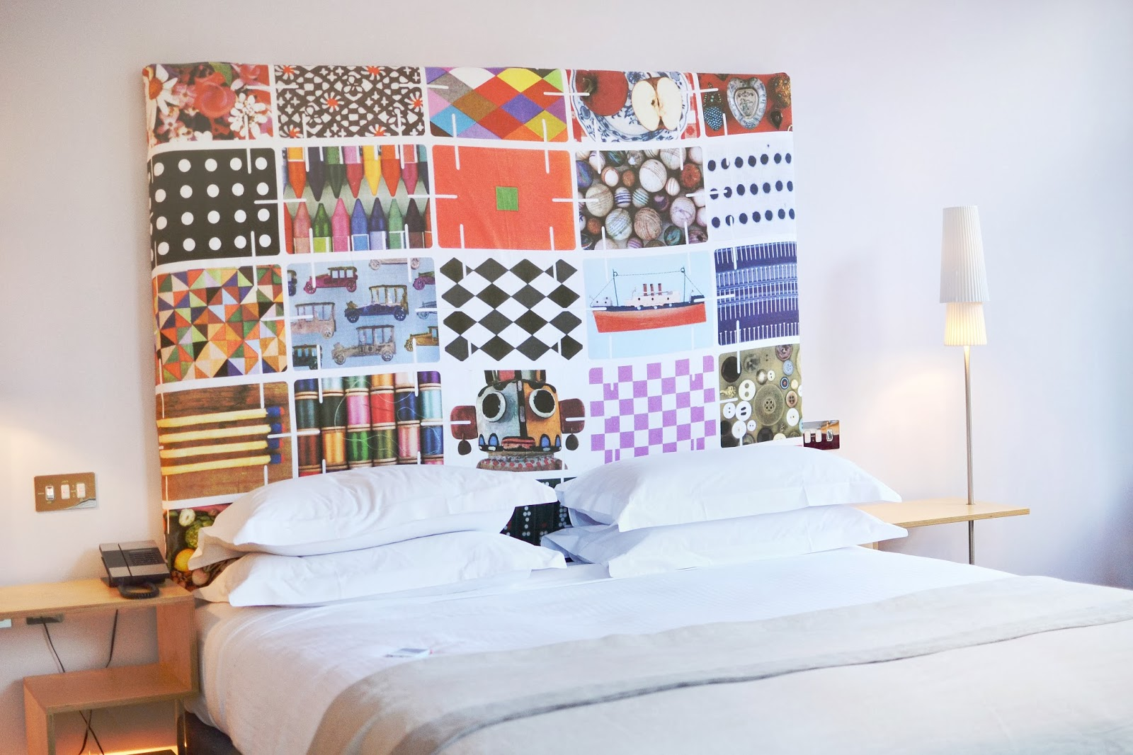Charles and Ray Eames Suite, Boundary Hotel