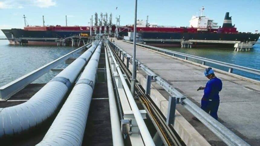 Terminal Gás Sul recebe licença de instalação em SC
