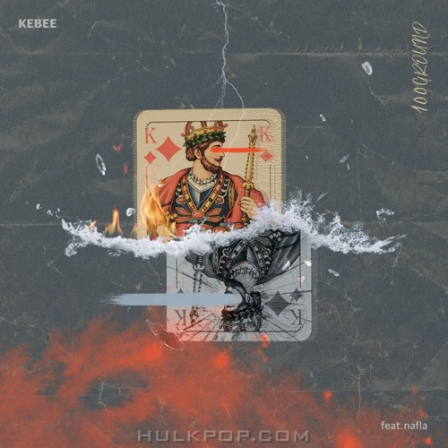 Kebee – 100GROUND (Feat. nafla) – Single