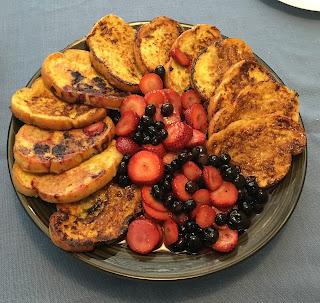 Strawberry French Toast Recipe