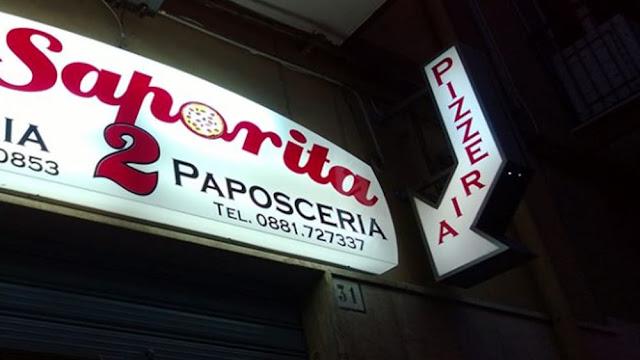 """""""Più c'era sangue e più si accanivano"""". Foggia, violenta rapina alla pizzeria """"La Saporita 2"""""""