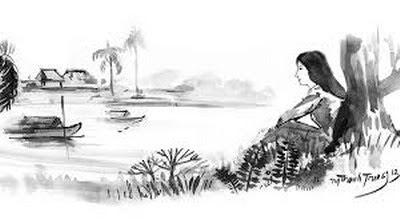 Tiễn bậu sang sông