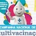Postos de vacinação abrem neste sábado no Dia D da campanha de multivacinação