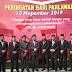 Ketua DPRD Kotabaru Hadiri Peringatan Hari Pahlawan