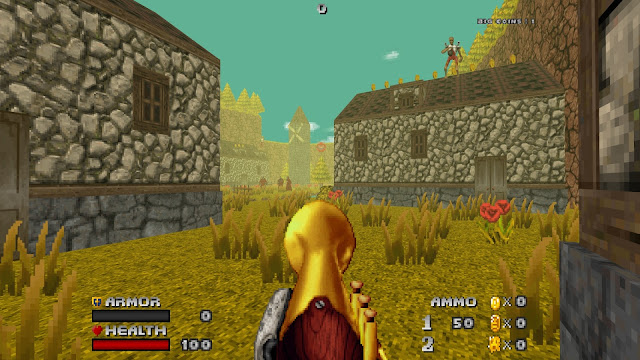 Doom - The Golden Souls 2 - A game in which you can blow your own trumpet