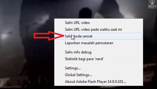 Cara Mudah Pasang Video Youtube di Postingan Blog