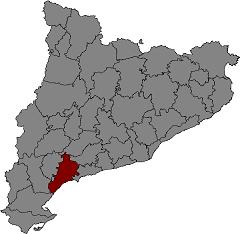 Comarca Baix Camp