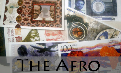 A concept of the Afro, presented at the Dakar Biennale of Contemporary African Art on May 10, 2002 by Mansour Ciss and Baruch Gottlieb