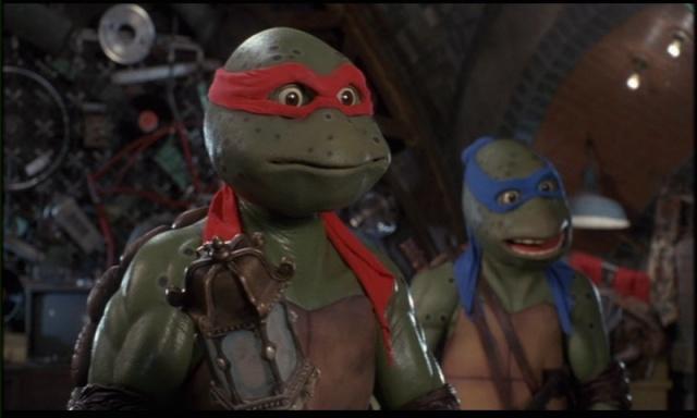Turtles Real April Ninja
