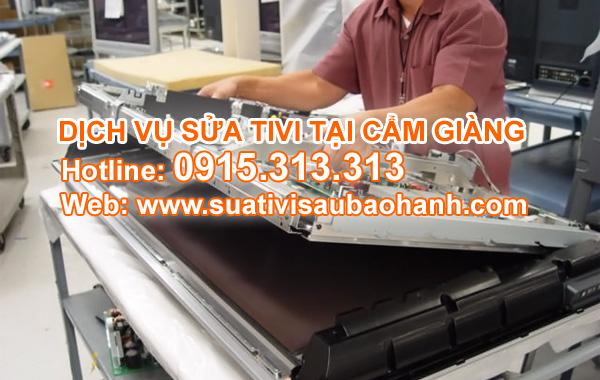 Sửa tivi tại Cẩm Giàng Hải Dương