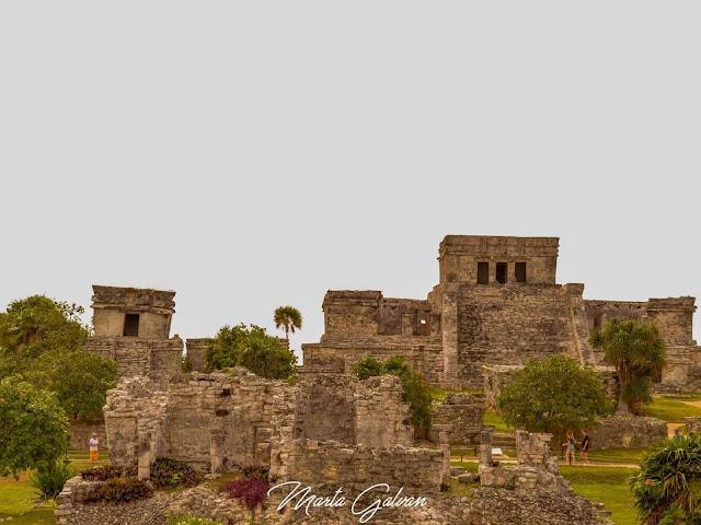 Zona arqueológica de Tulum, Mexico, Civilización Maya