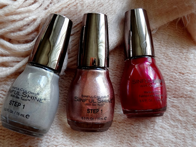 Sinful Colors Fall In Shine Collection